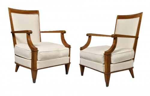 Pair of armchairs - André ARBUS (1903-1969)