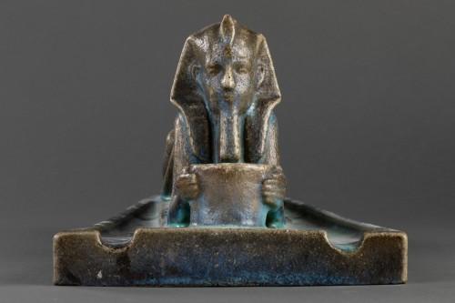 20th century - Sphinx - Emile Muller (1854 -1945)