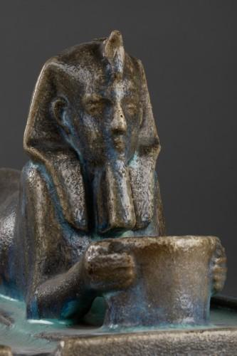 Sphinx - Emile Muller (1854 -1945) - Napoléon III