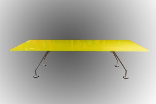 Nomos table - Tecno, design Norman Foster - Furniture Style
