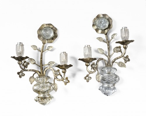 Maison Baguès, pair of sconces