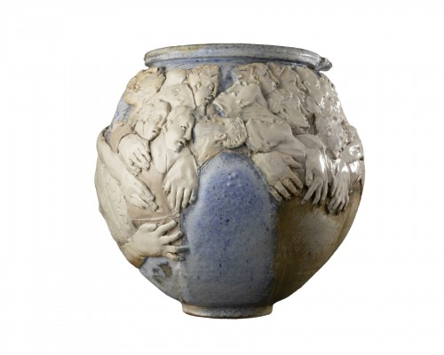 Arnaud Lang, ceramic vase