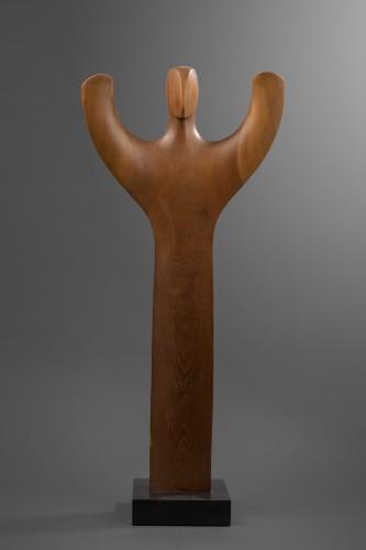 Sacré Cœur - Ricardo Scarpa (1905 - 1999), - Sculpture Style 50