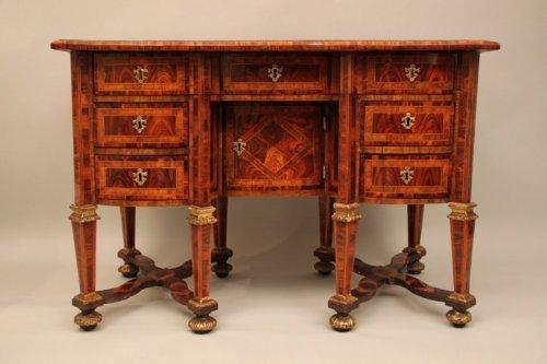"Furniture  - Bureau said ""Mazarin"" attributed to Thomas Hache"
