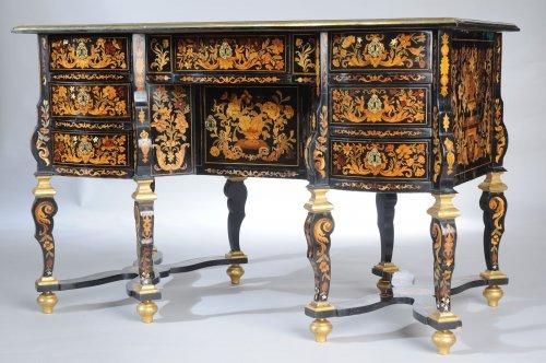 "A French Louis XIV Bureau ""au jasmin"""
