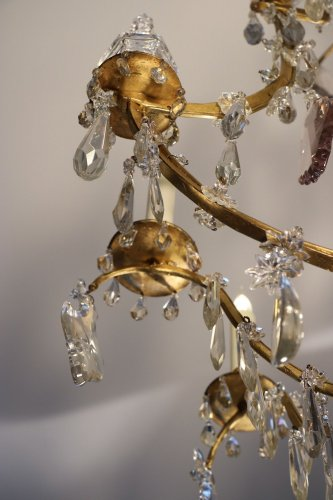 Louis XV Crystal chandelier -