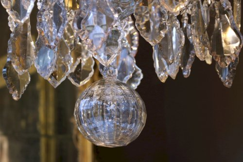 18th century - A French Louis XV crystal Chandelier