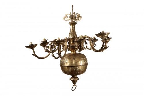 Luminaires Xviie Siècle Antiquités Et Objets Dart Dépoque 17ème
