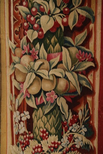 18th century - Tapestry of the Manufacture Royale des Gobelins commissioned by Louis XIV