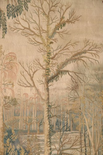Antiquités - Tapestry of the Manufacture Royale des Gobelins commissioned by Louis XIV
