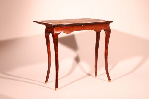 Changer table attributed to Pierre IV Migeon - Furniture Style French Regence
