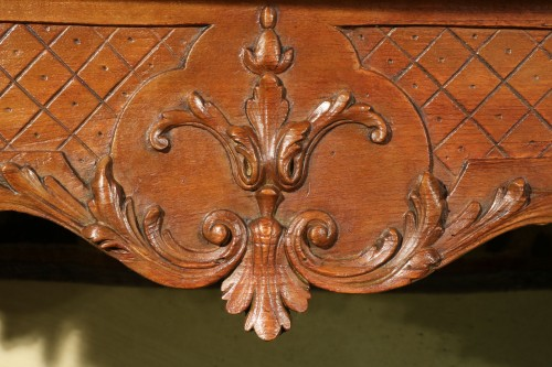 Large Louis XV console table - Louis XV