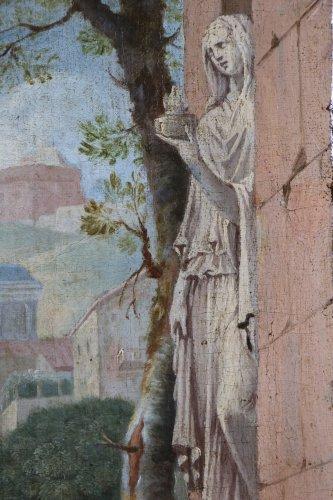 Louis XIII - Michel ii corneille (1642-1708)-le baptême du centurion corneille par saint pierre