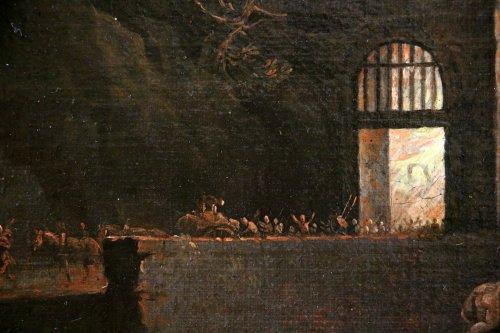 18th century - Le chevalier volaire (toulon 1729-naples 1795) workshop of