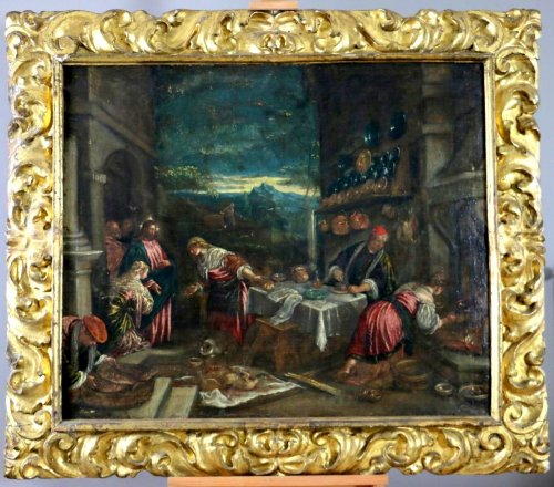 Venetian School of the sixteenth century, Francesco Bassano workshop