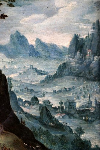 17th century -  Flemish School of the early seventeenth century workshop of Martin Ryckaer