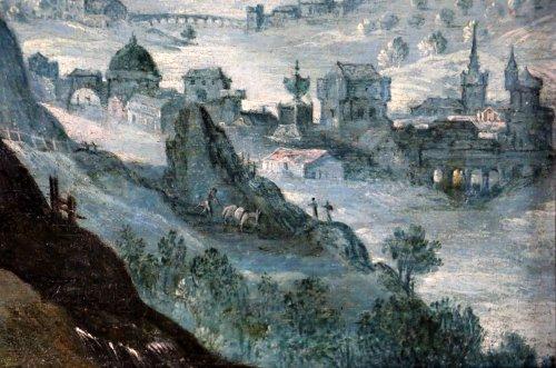 Louis XIII -  Flemish School of the early seventeenth century workshop of Martin Ryckaer