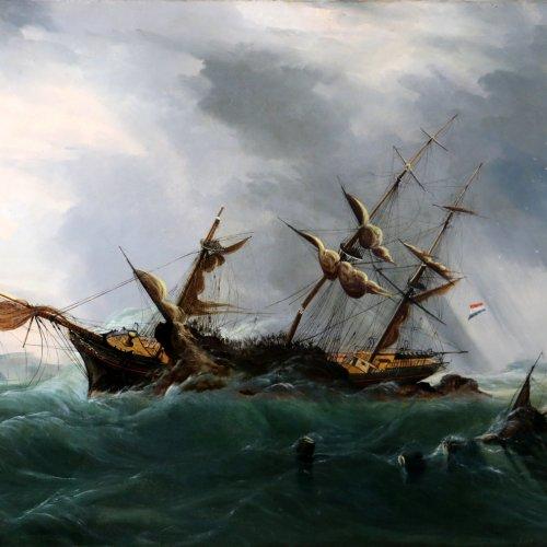 Chéri -François Dubreuil (1828-1880) dated 1875