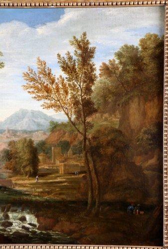 Antiquités - Dutch School Seventeenth Century, attributed to Johannes Glauber (1646-172