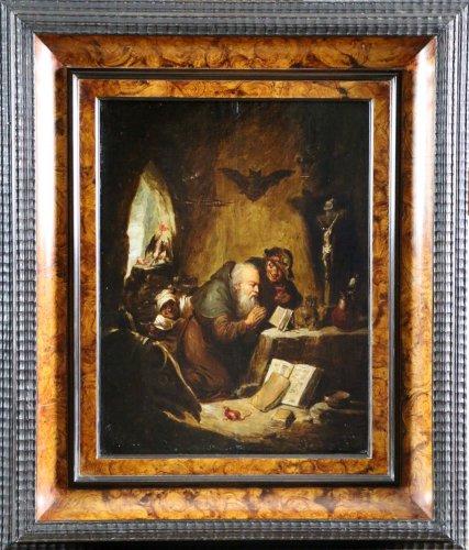 Workshop of David Téniers II (Anvers 1610-Bruxelles 1690)