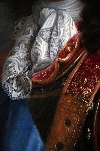 Antiquités - Workshop Hyacinthe Rigaud 1659-1743 - Portrait of Louis XIV