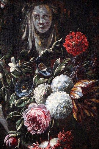 Paintings & Drawings  - Mario Nuzzi  (Penne 1603 – Rome 1673) - workshop