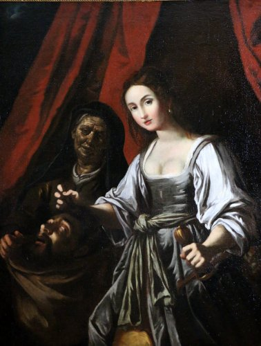 Paintings & Drawings  - Italian School of the XVIIth century - School of Caravaggio