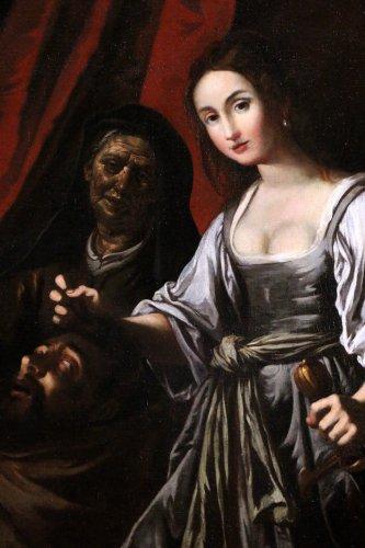 17th century - Italian School of the XVIIth century - School of Caravaggio