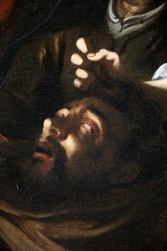 Louis XIII - Italian School of the XVIIth century - School of Caravaggio