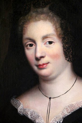 Madame De Maintenon around 1670, Pierre Mignard workshop -