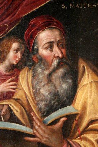 Paintings & Drawings  - Venetian School around 1600 - Saint Mathieu