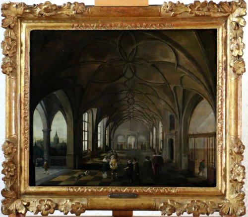Hendrik van Steenwijk I (1550-1603) - Royal Palace of Prague