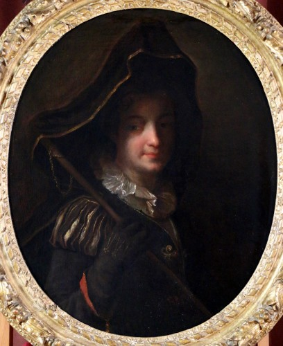 Paintings & Drawings  - French school of the eighteenth century after the work of Jean-Baptiste San