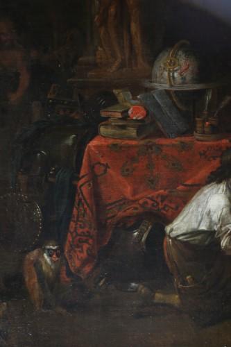 18th century - Flemish School circa 1700 - Attributed van den Bossche (Antwerpen, 1681-1715)