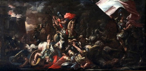 Paintings & Drawings  - Italian School of the 17th century - Atributed to Luca Giordano (1634-1705)