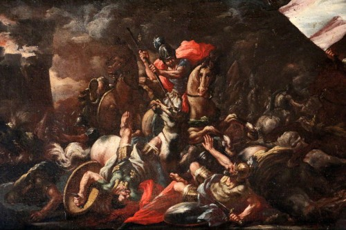 Italian School of the 17th century - Atributed to Luca Giordano (1634-1705)  -