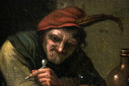 17th century - Flemish school of the 17th century - Attributed to David II Teniers (1610-169