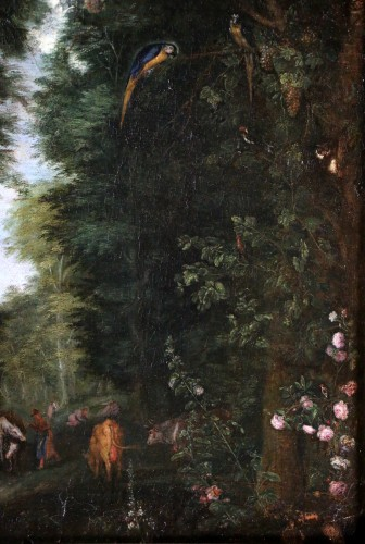 Flemish school of the 17th century - Jan Brueghel the former and workshop -