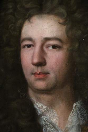 Portrait of a Gentleman - Jean Ranc (1674-1735) and workshop - Louis XIV