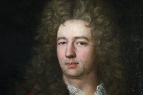 Louis XIV - Portrait of a Gentleman - Jean Ranc (1674-1735) and workshop