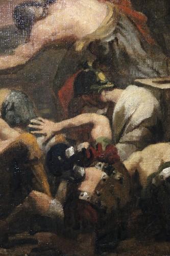 Antiquités - GERICAULT Théodore (1791-1824) -The resurrection of Christ around 1812-1814