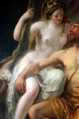 Paintings & Drawings  - Hercule et Omphale