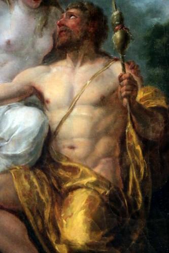 Hercule et Omphale -