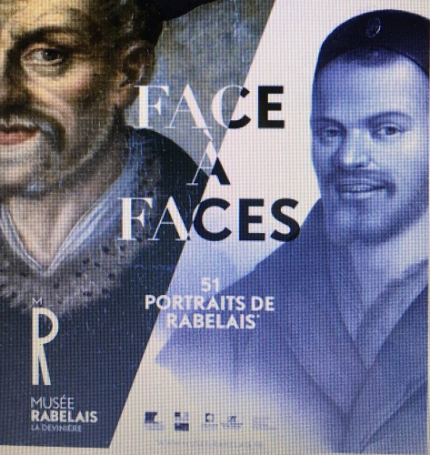Transition -  Portrait of Rabelais-French School of the late eighteenth century