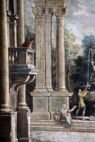 Italian school of the eighteenth century, attributed to Sebastiano Ricci -