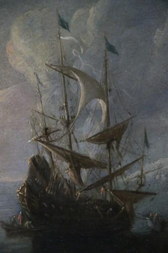 17th century - Dutch School of the 17th century attributed to Adriaen van der Kabel.