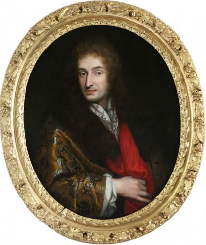 Portrait of a Gentleman around 1680 - attributed to Pierre Mignard (1612-1695)