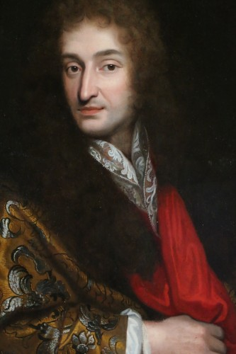 Portrait of a Gentleman around 1680 - attributed to Pierre Mignard (1612-1695)  -