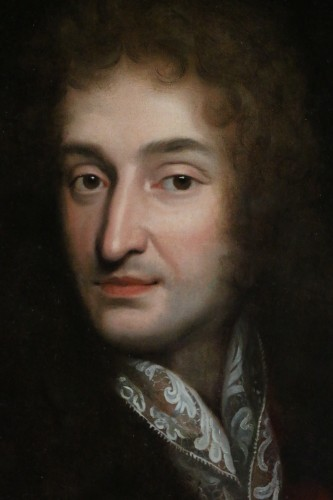17th century - Portrait of a Gentleman around 1680 - attributed to Pierre Mignard (1612-1695)