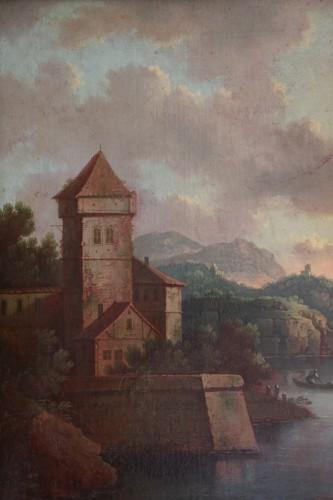 18th century - Attributed to Carlo Bonavia (born in Rome-died in 1788)